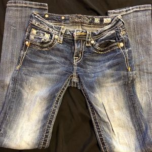 Youth Miss Me Jeans